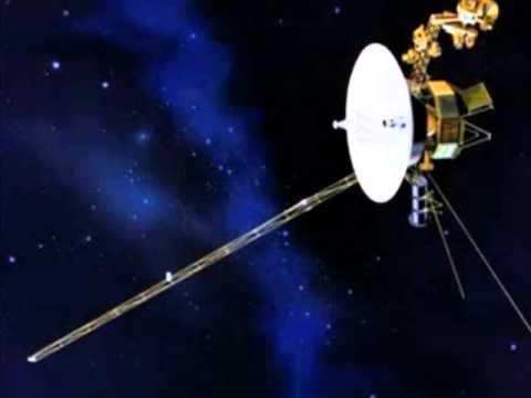 La Voyager 2 envía extrañas señales extraterrestres - YouTube