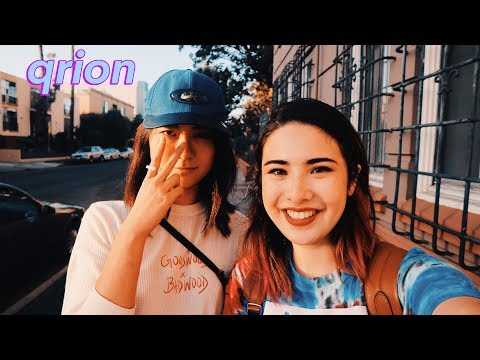 QRION Interview- growing up in Sapporo Japan, dad in rock band, moving to SF