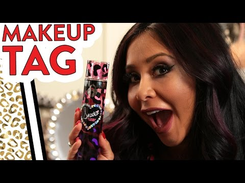 Snooki's Seven Deadly Sins of Makeup Tag!