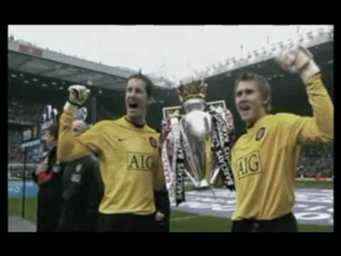 Manchester United 2006 - 2007 - We Got Our Trophy Back!