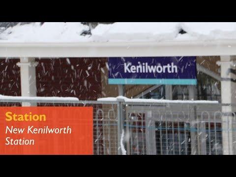 I Just Got A Snowflake In My Eye! - Kenilworth Station