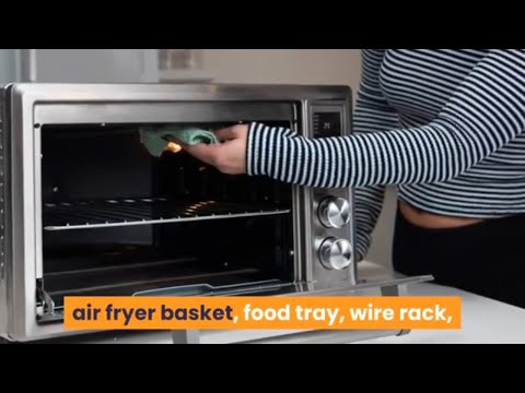 cosori-12-in-1-oven-air-fryer-combo-review