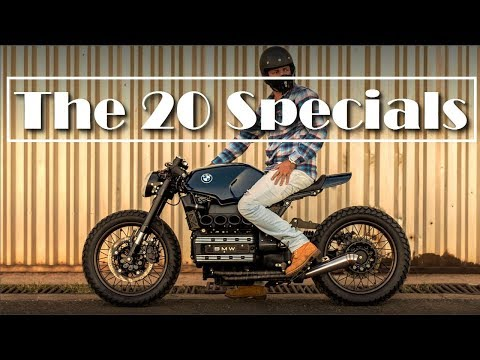 Cafe Racer (2017 TOP 20 Best Motorcycles)