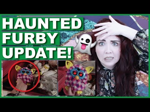 Shocking Haunted Furby UPDATE!