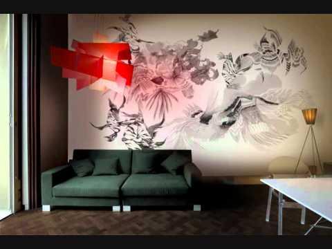 Decoracion papel youtube - Papel pintado decoracion ...