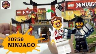конструктор Lego Ninjago 70756 - 2015 обзор на русском языке. Игрушки для Мальчиков. Кока Туб