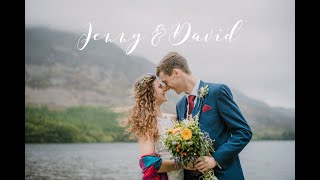 Jenny & David's Lake District Wedding