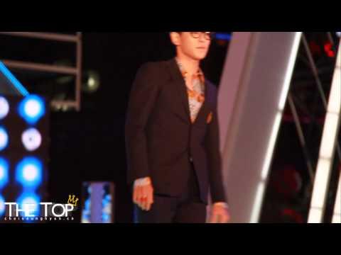 [THE TOP]111028 K-Pop Concert Turn It Up(TOP ver)-2