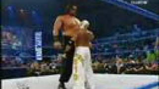 Repeat youtube video Rey Misterio vs Gran Khali