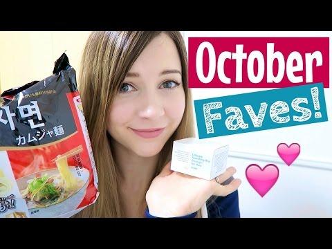 october-favourites-|-tea,-makeup,-food,-skin-care,-cats