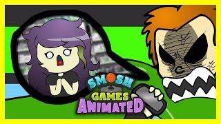 THE HULK MAKES A PRANK CALL (Smosh Games Animated)