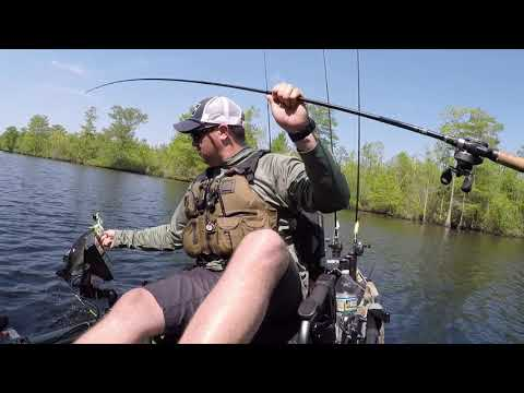 Fishing Session On The Northwest River