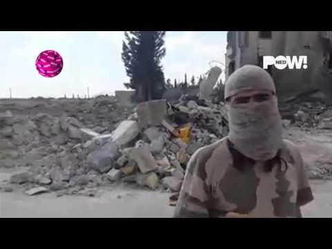 Groeten uit Aleppo!