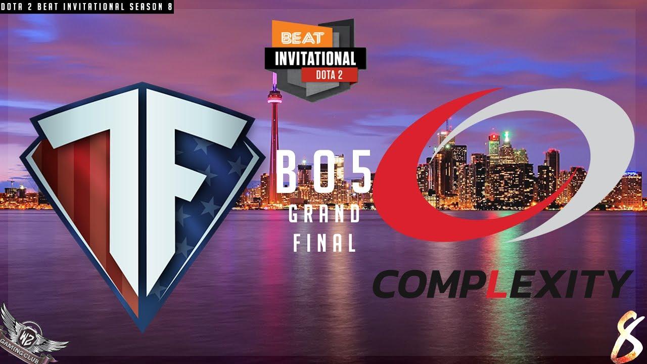 #TeamFreadom vs #ComplexityGaming I Dota 2 B3AT Inv1tational Season 8 bO3 I Gran Final