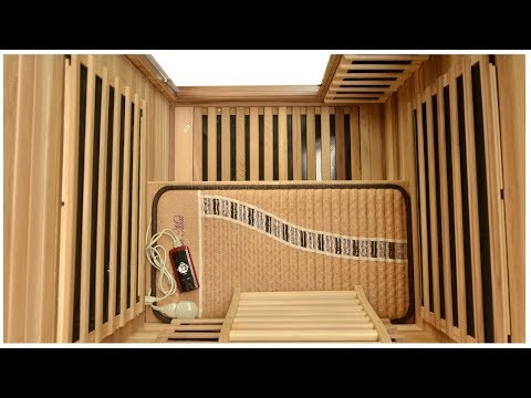 1 Person Infrared Sauna - How to Properly Check the EMF Levels