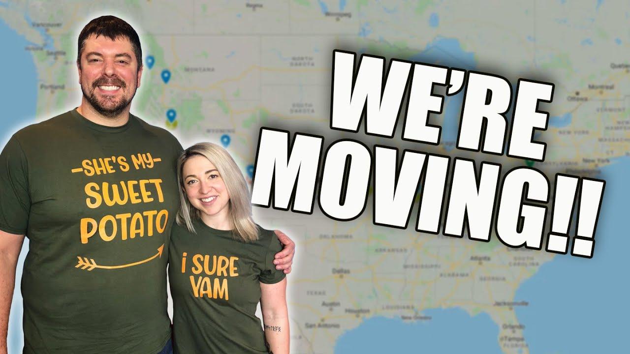 We're Moving! | Cuttin' Kilos Ep. 2