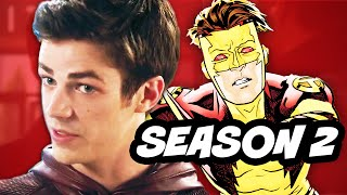 The Flash Season 2 - Wally West Explained
