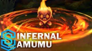 Infernal Amumu Skin Spotlight - Pre-Release - League of Legends thumbnail
