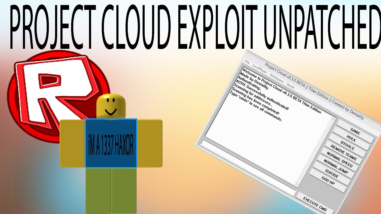 project cloud roblox