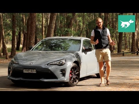Toyota 86 2018 review