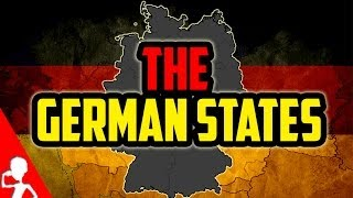 The German States | Learn German for Beginners | Lesson 19