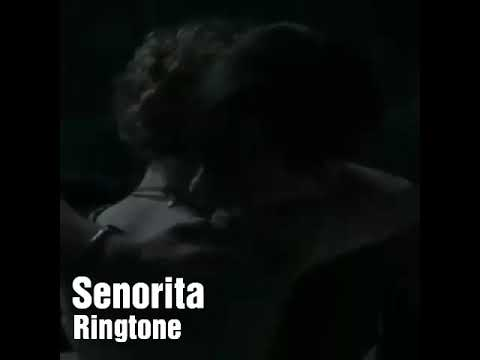 Shawn Mendes Ft. Camilla Cabeleo *Senorita Ringtone
