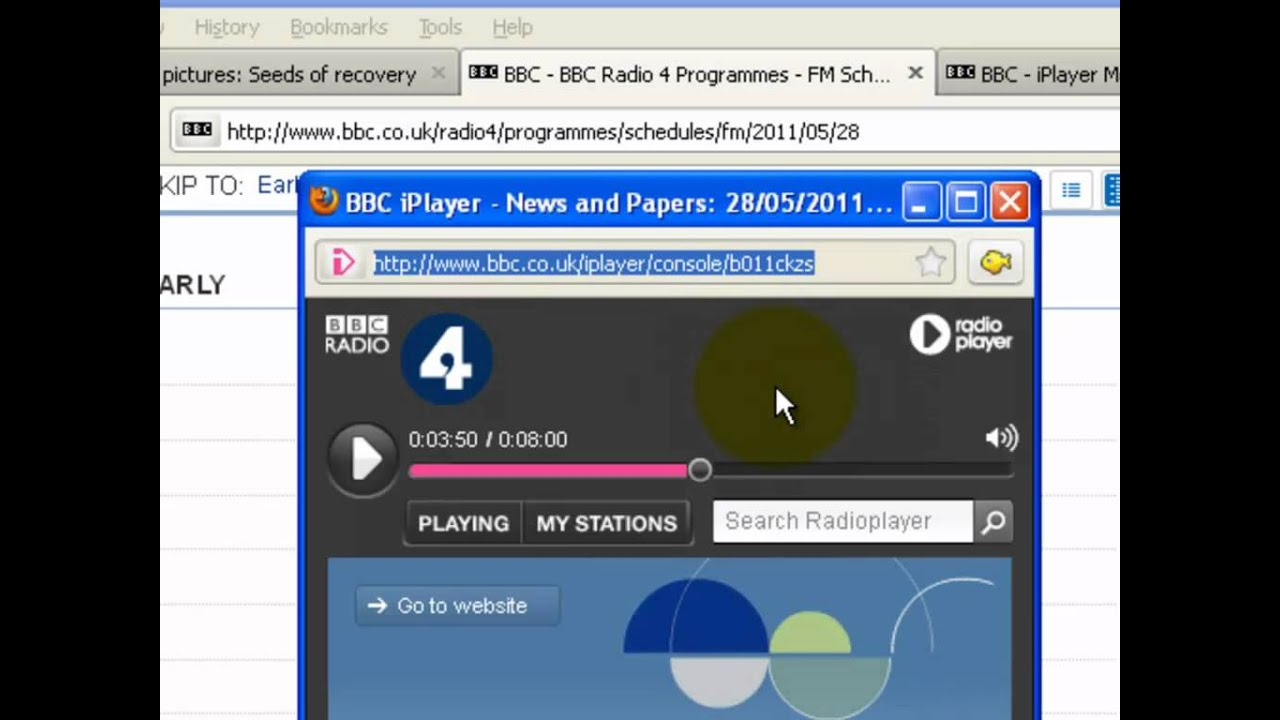 can i download radio programmes from iplayer