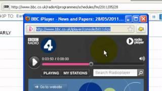 BBC Radio IPlayer Progress Slider - Lost Functionality / problem fix download