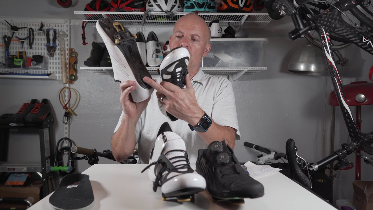 Giro Sentrie Techlace Review 2018 | Road Cycling Shoes