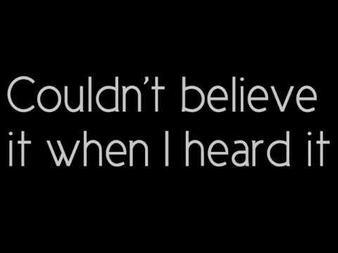 Every Avenue - If I Knew lyrics