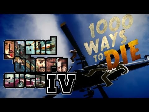 1000 maneras de morir GTA IV - Episodio 9