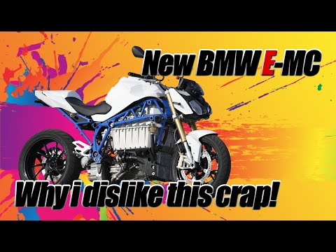 Vlog 8/19 Why i dislike the new BMW electric motorcycle!