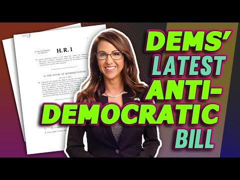 GOP Rep. exposes Democrats' latest bill that puts democracy at RISK