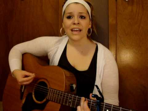 Never Alone (Lady Antebellum) - Sasha Bruce cover