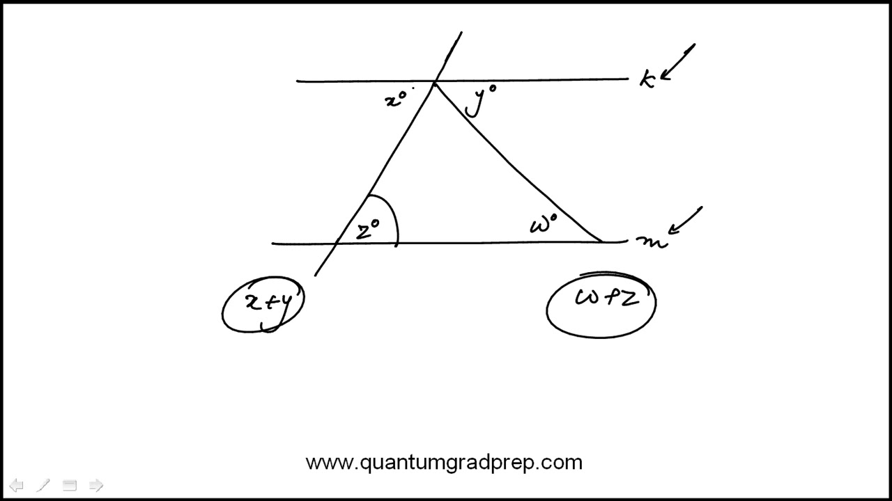 Question 01 Section 5 GRE Quantitative Reasoning Paper Test 2nd Edition