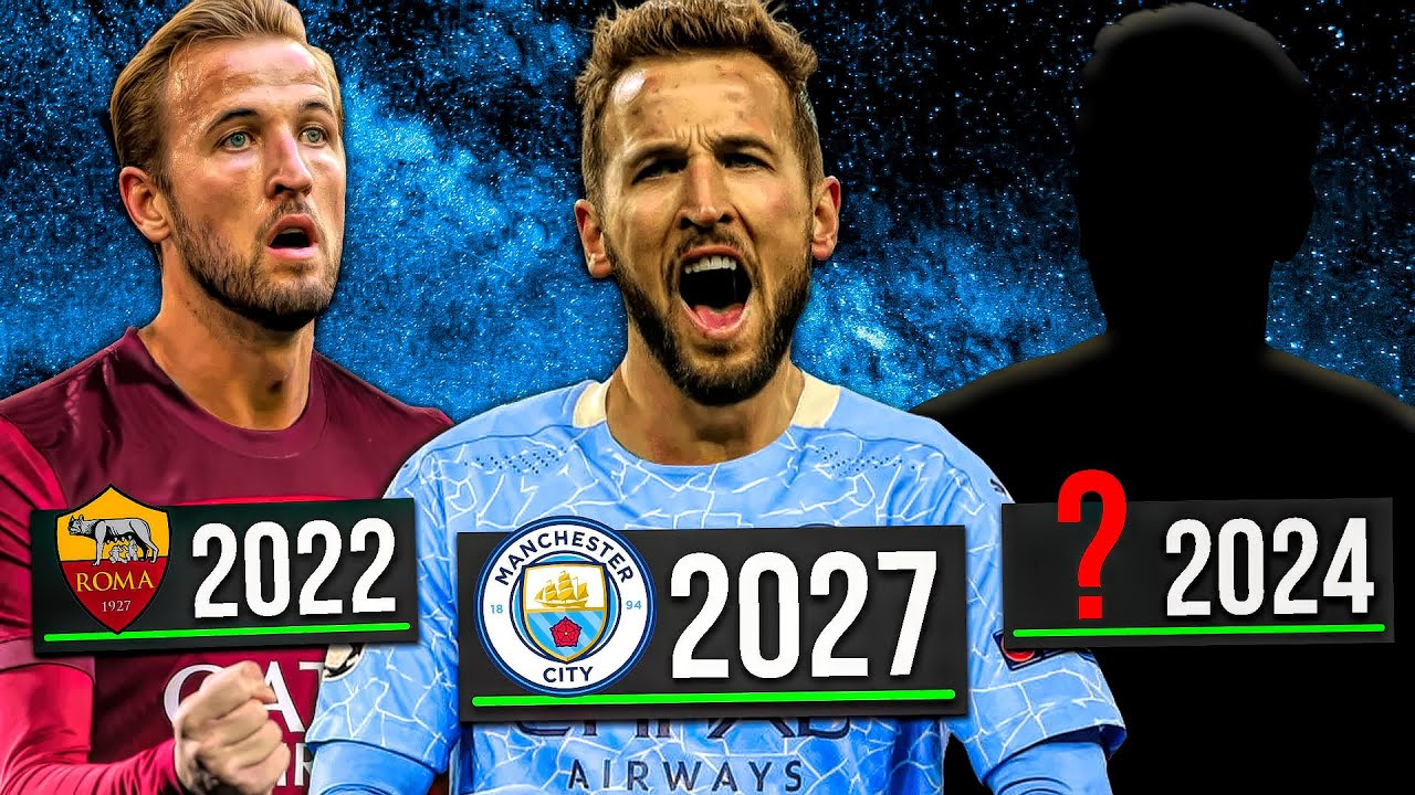 How old is Harry Kane and how much does he earn a week? Is he ...