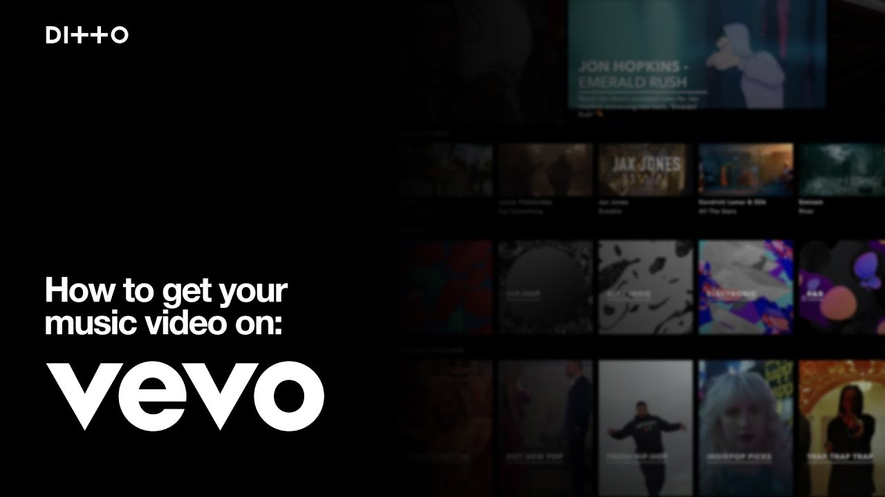 How To Get Your Music Video On Vevo Youtube