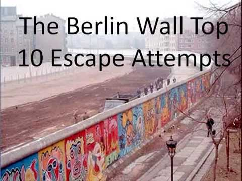top 10 berlin wall