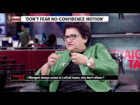 StraightTalk: Interview with ANC Deputy Secretary General Jessie Duarte
