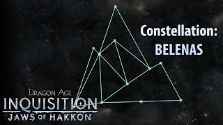 Dragon Age: Inquisition - Frostback Basin Astrarium #2 - Belenas Constellation