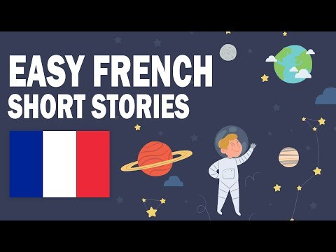 French Short Stories For Beginners - Learn French With Stories [French Audiobook]