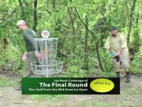 Disctv Episode 6 Part 2 18th Mid America Open Final 9 Columbia, MO 2002