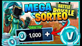 *RAPIDYou WANT FREE PAVOS* IN FORTNITE PARTICIPATE IN THIS SWEEPSTAKE😱1000 bucks free every week