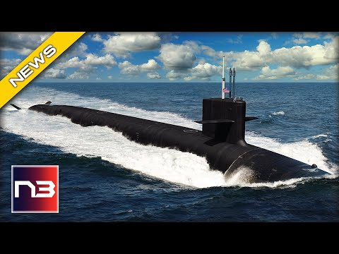 US Navy Submarine Strikes MYSTERIOUS Object In Waters Next To China