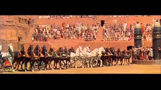 "Parade of the Charioteers - from ""Ben-Hur"" (1959) - Miklos Rozsa"