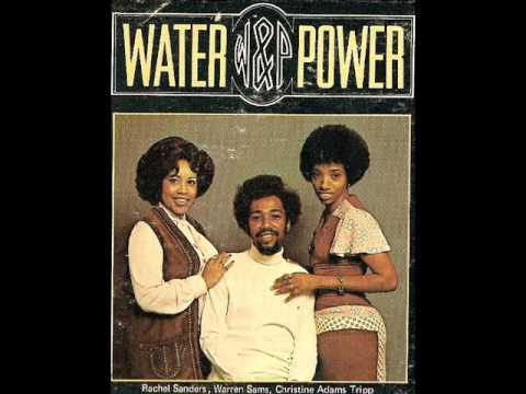 Water & Power - Water & Power 1975 (FULL ALBUM) [Funk,Soul]