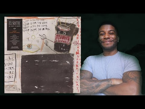 Eli Sostre - Sleep is For The Weak (Reaction/Review) #Meamda