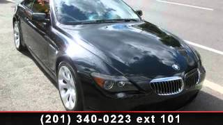 2005 bmw 6 series ash auto inc bayonne nj 07002