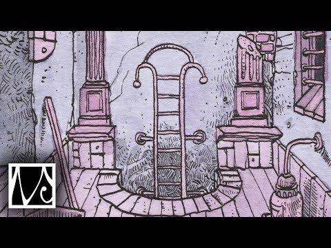 Live Stream 59 • Submachine Watercolor
