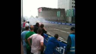 Bavaria city race crash